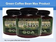 Green Coffee Bean Max Product