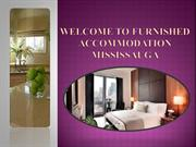 Welcome to Furnished Accommodation Mississauga
