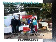 rotary club greater ludhiana -free diabetes checkup camp