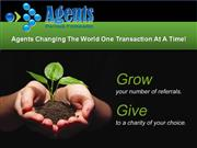Agents Paying Forward