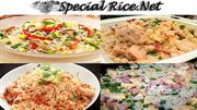 Special Rice | Different Names, Tastes And Flavors Though Fried Rice!