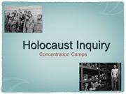 Holocaust Presentation by Mila