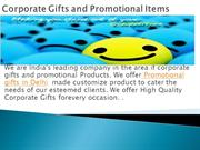 Promotional Gifts in Delhi