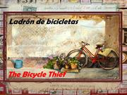 The Bicycle Thief. Ladrón de Bicicletas