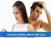 Busted: Myths About Hair Loss
