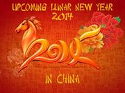 2014 Lunar New year (part 1 -China)