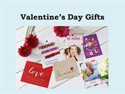 Valentine gifts - Greeting Cards , Printed mugs , Printed T-Shirts