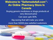 Generic Drugs Online - Free Shipping Worldwide