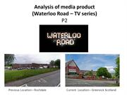 Analysis of media product P2