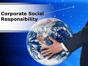 Corporate Social Responsibility PowerPoint Content