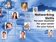 Networking Skills PowerPoint Content
