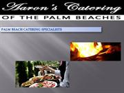 Aarons-catering_West Palm Beach catering