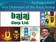 Kushagra Bajaj Talks About Bajaj Group