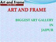 Art Gallery in Jaipur