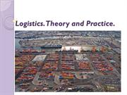 Introduction to logistics