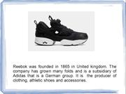 Reebok Shoes Online