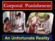 Corporal  Punishment-An unfortunate reality-BBPSTC