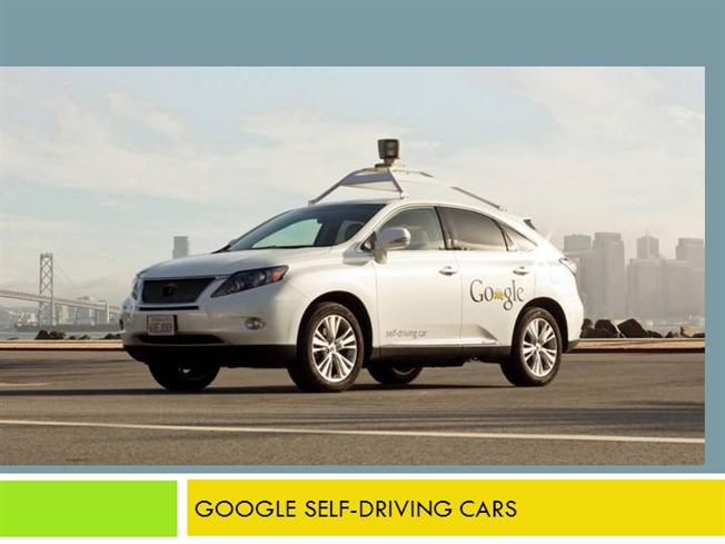 Google Self Driving Cars Authorstream