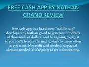 FREE CASH APP BY NATHAN GRAND REVIEW