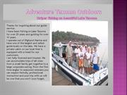 Adventure Texoma Outdoors Striper fishing