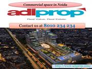 Commercial Space in Noida