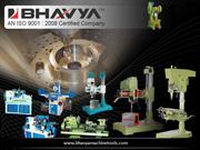 Safety Norms for Workshop Machinery by www.bhavyamachinetools.com