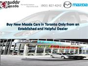 Buy New Mazda Cars in Toronto Only from_PPT3