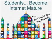 Students - Become Internet Mature