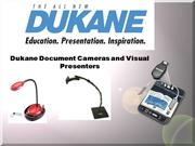 Dukane Visual Presenters 2014