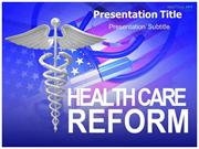 Health Care Reform PowerPoint Template medicalppttemplates.com