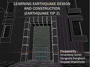 Earthquake tips (Earthquake engineering)