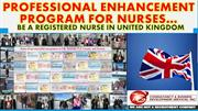 Professional Enhancement  Program for Nurses in the UK