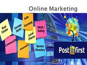 Online Marketing - postitfirst
