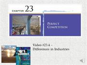 #23.4 -- Differences in Industries (4.36)