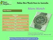 mens watches in australia
