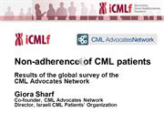 Non-adherence of CML patients (Webstream)