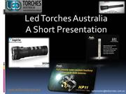 Looking for Led Torches, Jetbeam Torches, Led Lenser Torches