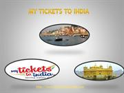My Tickets to India - Tickets To India
