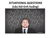 SITUATIONAL QUESTIONS - AD