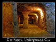 Underground city of DERINKUYU2