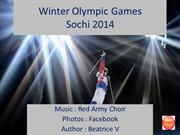 Winter Olyimpic Games- Sochi 2014
