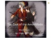 The Cask of the Amontillado PWRPT