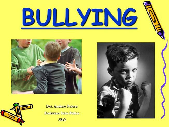 Bullying a ppt from the internet authorstream toneelgroepblik Images
