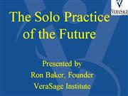 Solo Practice of Future SPU1