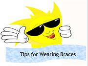 Tips for Wearing Braces