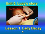 Magic Book. Unit 5. Lucy's story