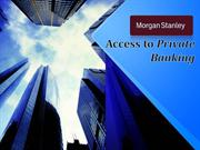Access to Private Banking