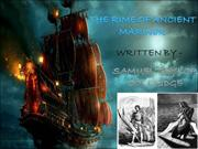 the rime of ancient mariner
