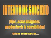 No al suicidio
