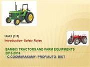 t&feq cc ppt unit I (1.3) safety rules